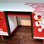 Vintage Retro Dresser