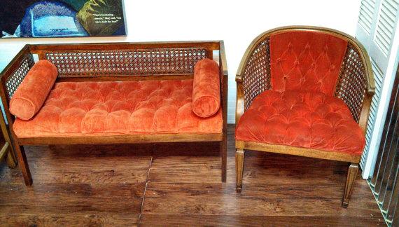 Orange Tufted Chair Xq38 Advancedmassagebysara